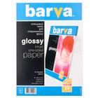 Бумага BARVA глянцевая (IP-C150-T02),  А4, 20 листов Код товара 1298