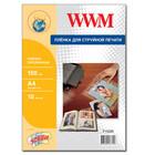 Пленка WWM прозрачная 150 мк (F150IN), А4, 10 листов Код товара 13127