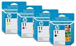 Печатающая головка HP C4813A №11, yellow Код товара 2785