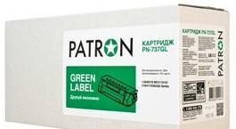 Картридж Canon 737 (PN-737GL), PATRON GREEN Label, black Код товара 17148
