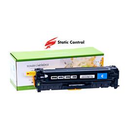 Картридж HP CLJ CC531A (304A) Static Control 2.8k, cyan Код товара 16995