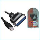 Адаптер USB1.1-LPT(bitronics), Viewcon (VEN12) Код товара 3921