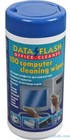 Чистящие салфетки для оргтехники, Data Flash (Туба 100 шт.) (DF1512B) Код товара 14690