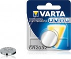 Батарейка тип CR 2032 VARTA LITHIUM (блистер на 1 шт.) (06032101401) Код товара 3416