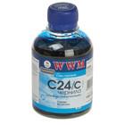 Чернила Canon BCI-24, WWM, 200 г., cyan, (C24/C) Код товара 1405