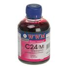 Чернила Canon BCI-24, WWM, 200 г., magenta, (C24/M) Код товара 1406