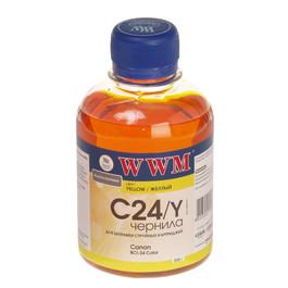 Чернила Canon BCI-24, WWM, 200 г., yellow, (C24/Y) Код товара 1407