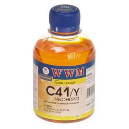 Чернила Canon CLI-8/CL-41, WWM, 200 г., yellow, (C41/Y) Код товара 1410