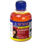 Чернила Canon Universal CARMEN, WWM, 200г., yellow, (CU/Y) Код товара 4821