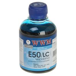 Чернила Epson Stylus Photo Universal, WWM, 200г., light cyan, (E50/LC) Код товара 1436