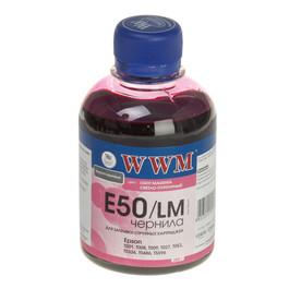 Чернила Epson Stylus Photo Universal, WWM, 200г., light magenta, (E50/LM) Код товара 1437