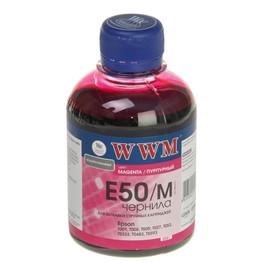 Чернила Epson Stylus Photo Universal, WWM, 200г., magenta, (E50/M) Код товара 1434