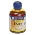 Чернила Epson Stylus Photo Universal, WWM, 200г., yellow, (E50/Y) Код товара 1435
