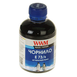 Чернила Epson T073, WWM, 200 г., black, (E73/B) Код товара 1422