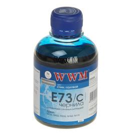 Чернила Epson T073, WWM, 200 г., cyan, (E73/C) Код товара 1423