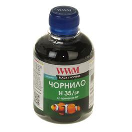 Чернила HP C8765A, WWM, 200 г., black pigmented, (H35/BP) Код товара 1447