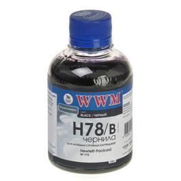 Чернила HP CB316HE, WWM, 200 г., black, (H78/B) Код товара 1469