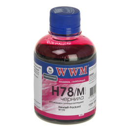 Чернила HP CB316HE, WWM, 200 г., magenta, (H78/M) Код товара 1471